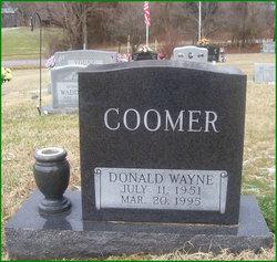 Donald Wayne Coomer