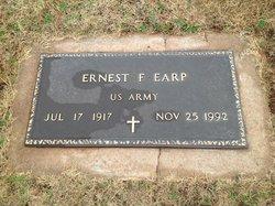 Earnest F Earp