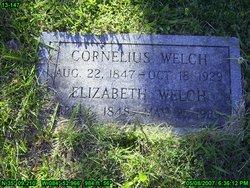 Cornelius Welch