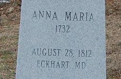Anna Marie <i>Wittmeyer</i> Eckhart