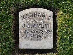 Hannah C. Amlin