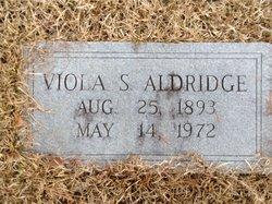 Viola Hattie <i>Stanfield</i> Aldridge