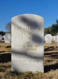 Abraham M Funk