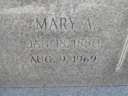 Mary Alice <i>Getz</i> Bonser