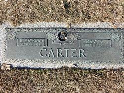 Lorenzo Maynard Maynard Carter