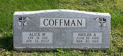 Hatler Ardell Coffman