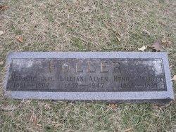 Lillian <i>Allen</i> Fuller