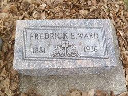 Fredrick Edwin Ward