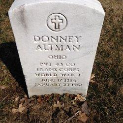 Donald Donney Altman