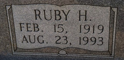 Ruby Maud <i>Hughes</i> Allison