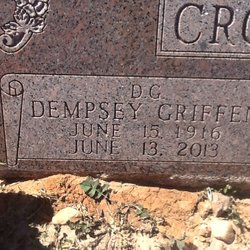 Dempsey Griffin DG Crowell