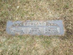 William Rowland