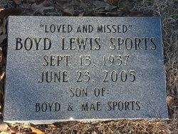 Boyd Lewis Sports