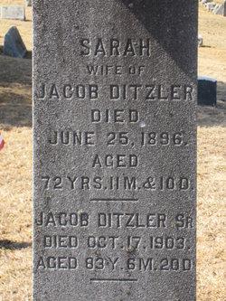 Jacob Ditzler, Sr