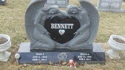 Zella A <i>Cain</i> Bennett