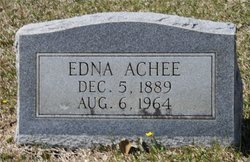 Edna Achee
