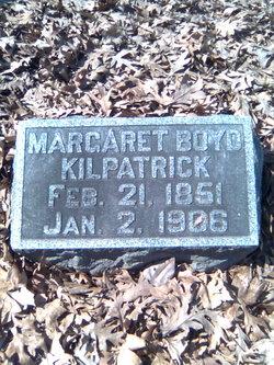Margaret <i>Boyd</i> Kilpatrick
