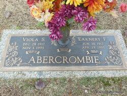 Earnery F Abercrombie