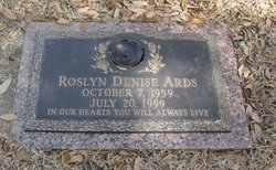 Roslyn Denise Ards