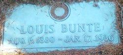 Louis Bunte