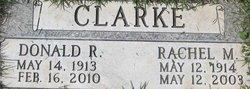 Rachel M Clarke