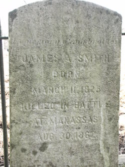 Pvt James A Smith
