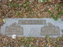 Homer Sherriel McClure