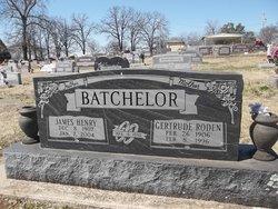Gertrude <i>Roden</i> Batchelor