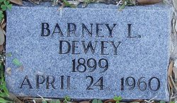 Barney LeCurtis Dewey