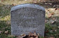 John L Klaiber
