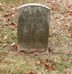 Margaret <i>Edenfield</i> Carrow