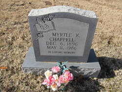 Myrtle Orena <i>Knight</i> Chappell