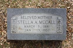 Stella A McCall