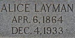 Alice <i>Layman</i> Campbell