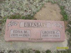 Edna Marie <i>Allen</i> Eikenbary