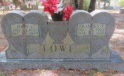 Frances <i>Gordon</i> Lowe