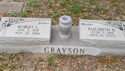 Elizabeth Ann <i>Barnett</i> Grayson