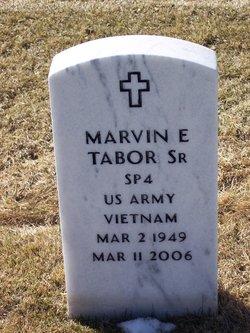 Marvin E Tabor
