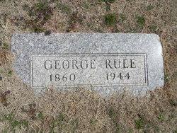 George Rule