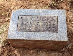 Benjamin Jake Culpepper