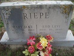 Edd Levi Riepe