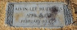 Alvin Lee Huffines