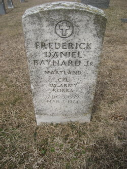 Frederick Daniel Baynard, Jr