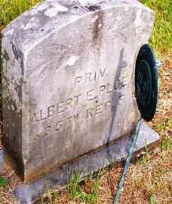 Pvt Albert Frank <i>Helmer</i> Ploetz