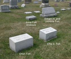 Anna <i>Fort</i> Andrews