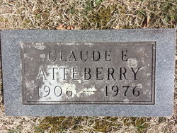Claude Earl Atteberry