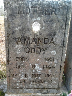 Amanda Cody