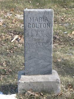 Maria <i>Cassada</i> Colton