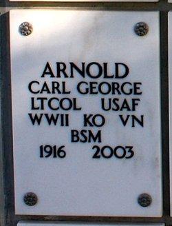 Carl George Arnold