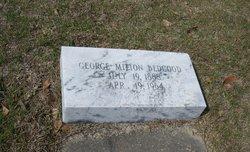 George Milton Bedgood